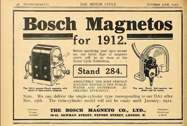Bosch Magneto