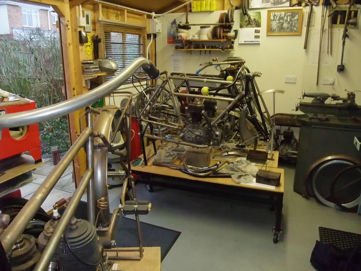 Veteran Triumph Motorcycle Old Electrical Equipment Volex 3 Piece Ceiling Rose 1914