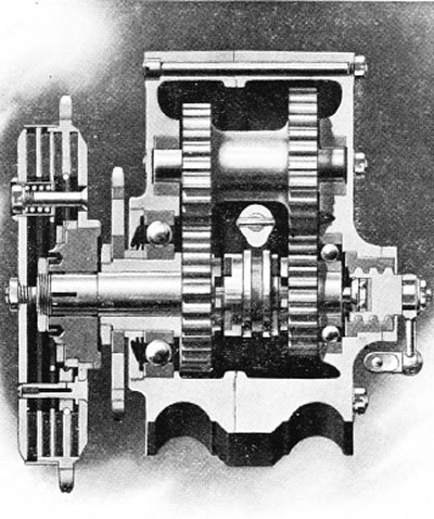 1912 Indian Gearbox